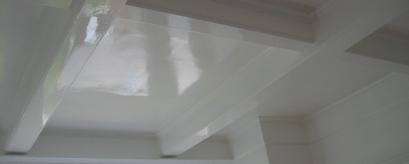 Glossy Ceiling