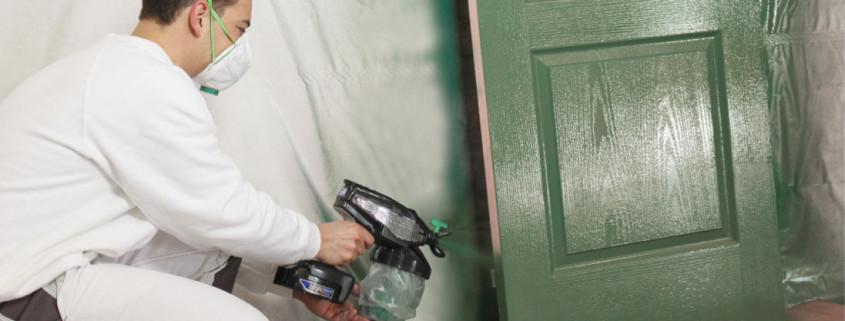 Interior Spraying Tulsa OK Painters